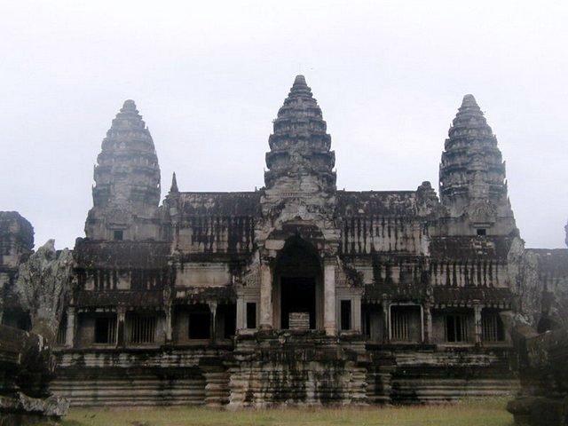 le temple d'Angkor