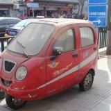 une voiture biplace a Pékin