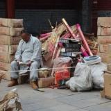 au monastère de Shaolin