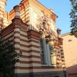 la grande synagogue de Saint petersbourg