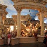 galerie marchande au Caesar Palace a L.V.