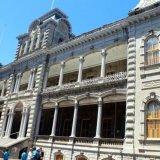 le Palais a Honolulu