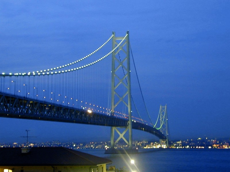 akashi_kaikyo_bridge_night