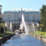 les jardins du Palais de Catherine